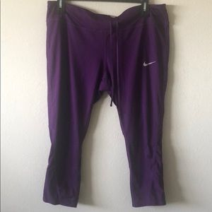Women's Nike work out pants